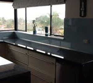 billabong blue splashback