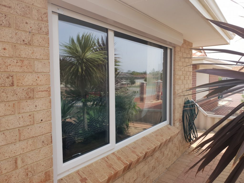 external window glazing