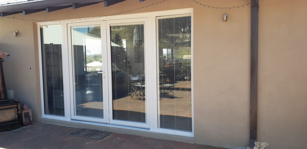 glazed outdoor doors