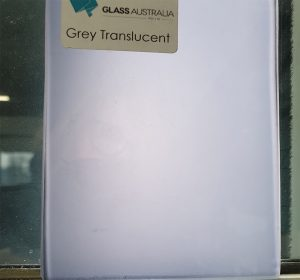 Grey translucent