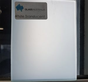 White translucent
