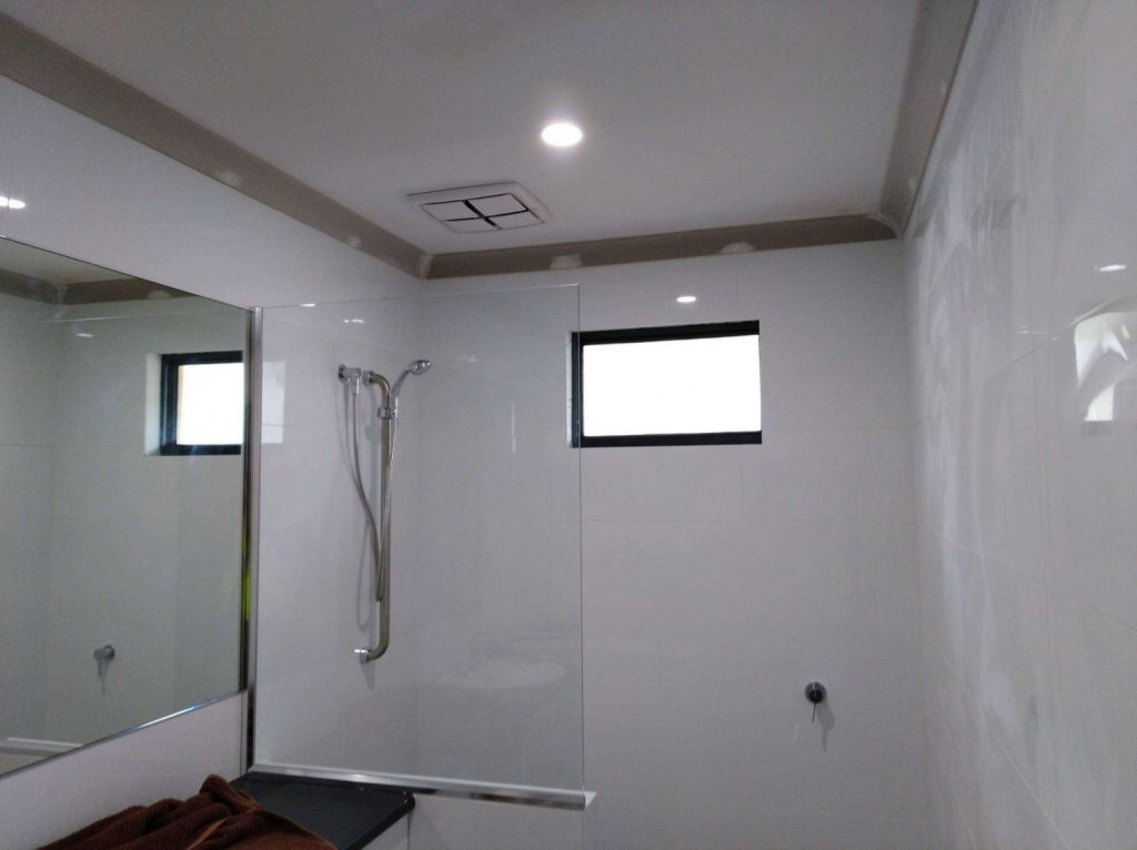 Frameless Shower Screen Enclosure Clear 07