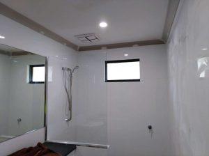 Frameless Shower Screen Enclosure Clear 07
